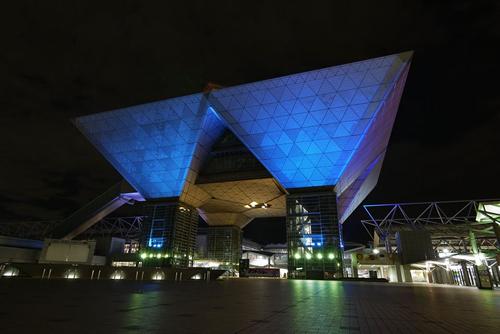 東京ゲートブリッジやフジテレビなどを「水色」にライトアップ!- 10月20日(火)から10月22日(木)