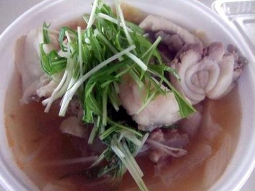 青森県の「あんこう鍋」