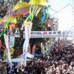 700店以上の露店が並ぶ「世田谷ボロ市」12月と1月の各15、16日に開催