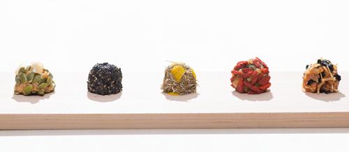 福島県中通り地方本宮市の糀和田屋の無添加、天然醸造手作りみそを使った「みそボール作り体験」