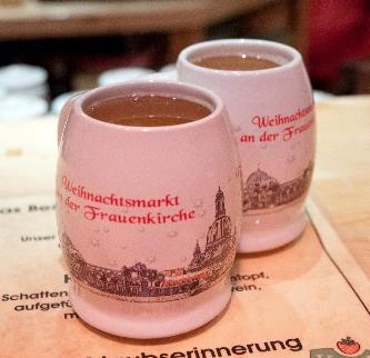 ドイツのグリューワイン