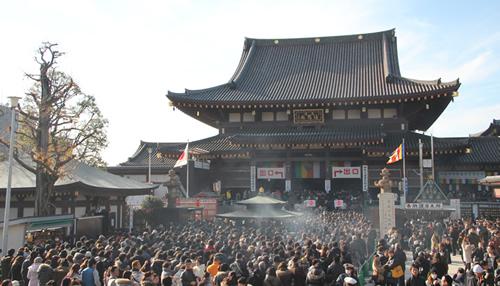 首都圏の「初詣2016」にぴったりの神社とお寺を40カ所ご紹介! - いい年になりますように